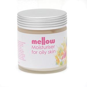 Mellow Skincare moisturiser for oily skin
