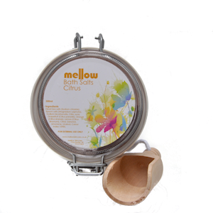 Mellow Skincare Bath Salts