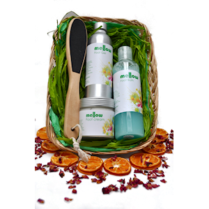 Mellow Skincare Footcare Gift Set