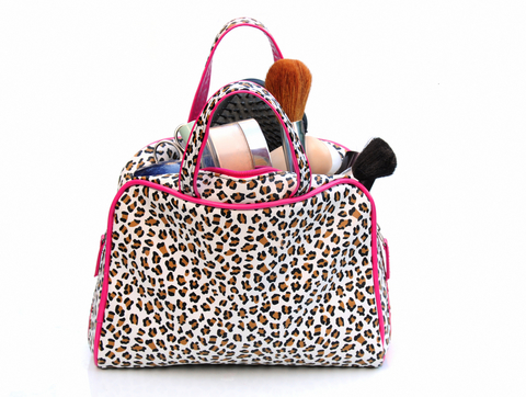 Blitz that make-up bag and stay healthy