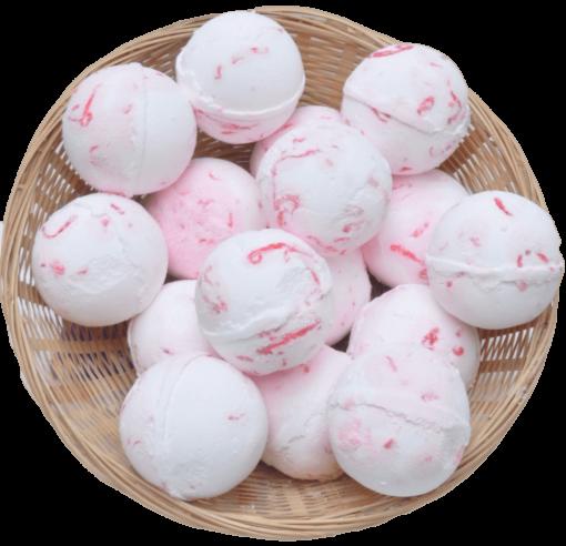 watermelon-bath-bomb-mellow-skincare