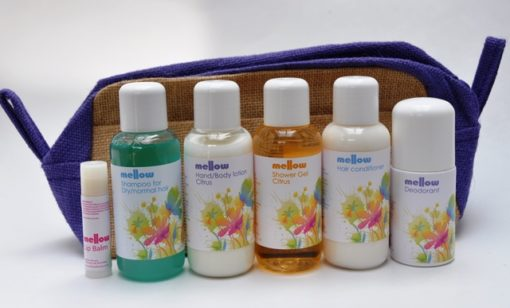 Travel Pack Mellow Skincare