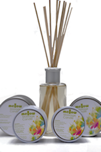 Mellow Skincare Chichester massage candles