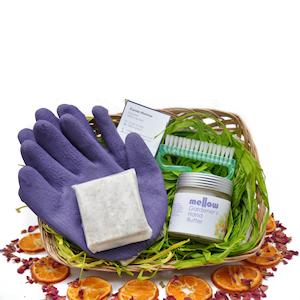 Mellow Skincare Gardeners Gift Set