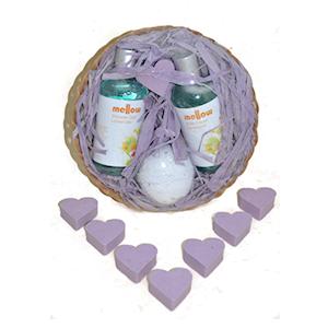 Mellow Skincare Lavender Gift Set