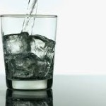 glass of water stay hydrated