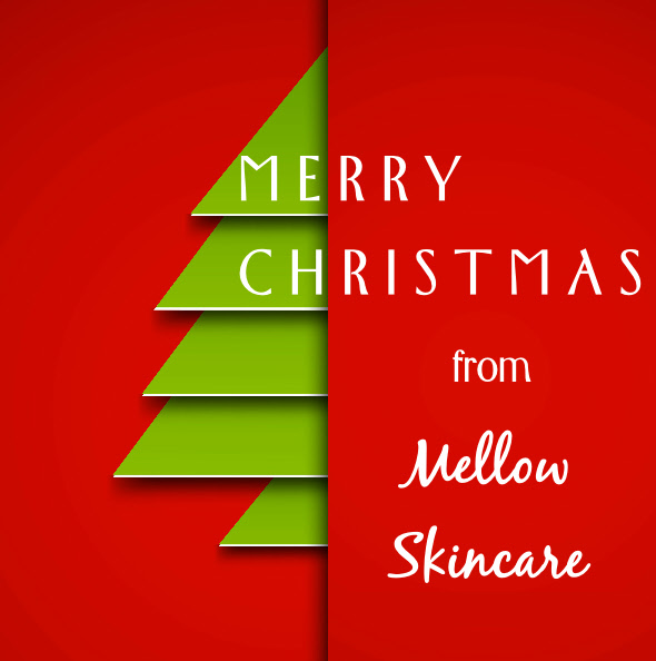 Seasons Greetings from Mellow Skincare