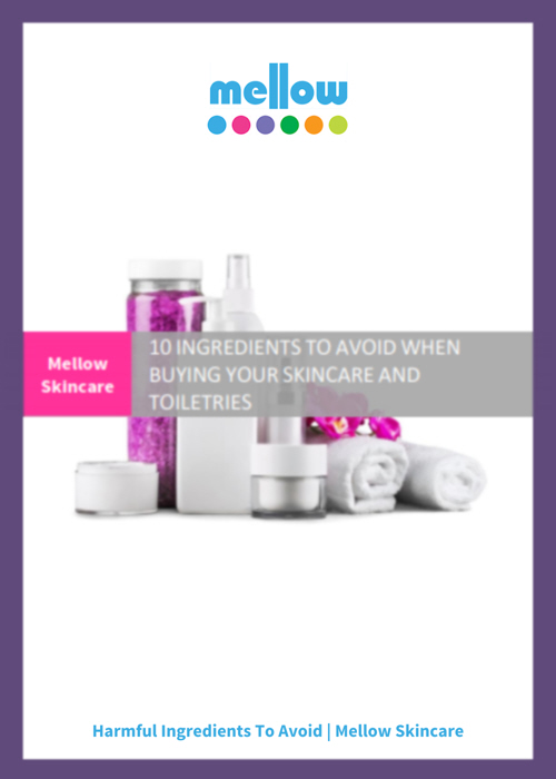 Mellow Skincare ebook cover