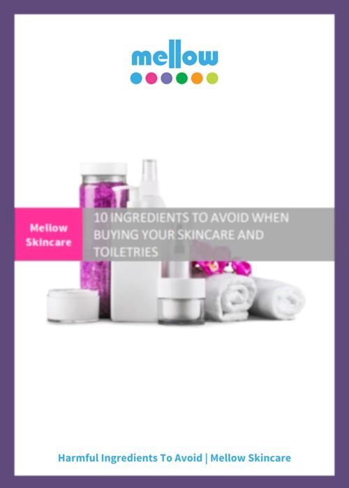 Mellow Skincare ebook cover