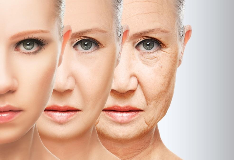 How old is your skin?