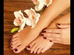 summer ready feet home pedicure mellow skincare