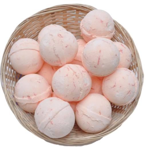 papaya-bath-bomb-mellow-skincare