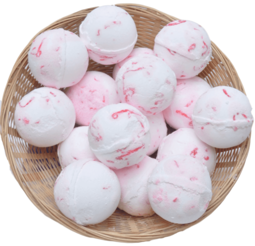 watermelon-bath-bomb-mellow-skincare