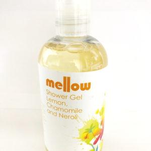 Lemon Chamomile and Neroli Shower Gel Mellow Skincare