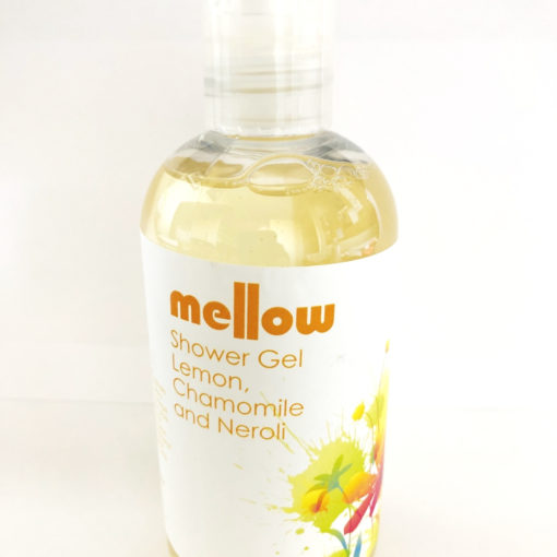 Lemon Chamomile and Neroli Shower Gel Mellow Skincare