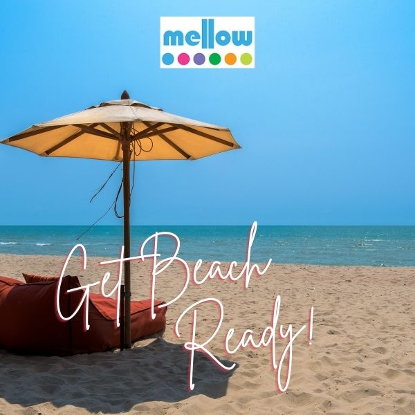 Get Beach Ready with Mellow Skincare!